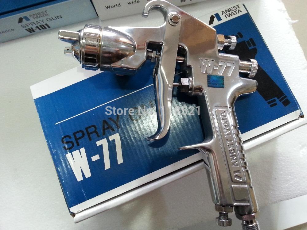 súng phun sơn w-77